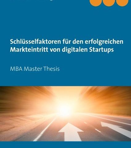 Mba master thesis