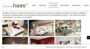 Tischlerei Haas Bildergalerie